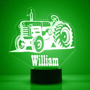 Tractor LED Night Light