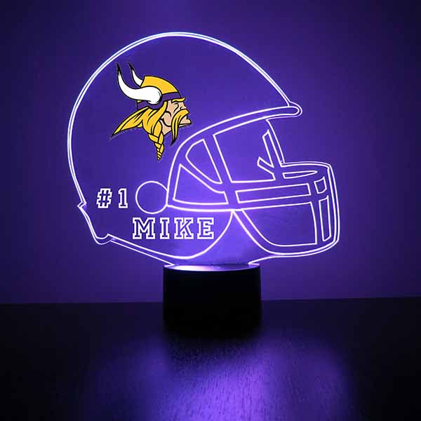 Minnesota Vikings Football LED Sports Sign