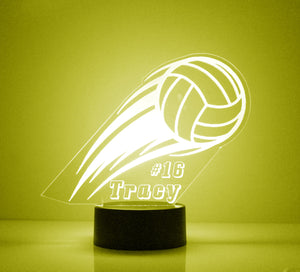 Volleyball LED Night Light
