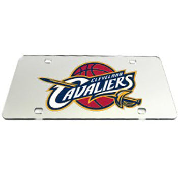 Cleveland Cavaliers NBA License Plate