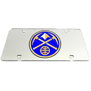 Denver Nuggets NBA License Plate