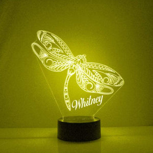 Dragonfly LED Night Light