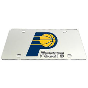 Indiana Pacers NBA License Plate
