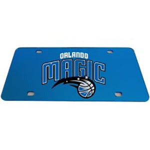 Orlando Magic NBA License Plate