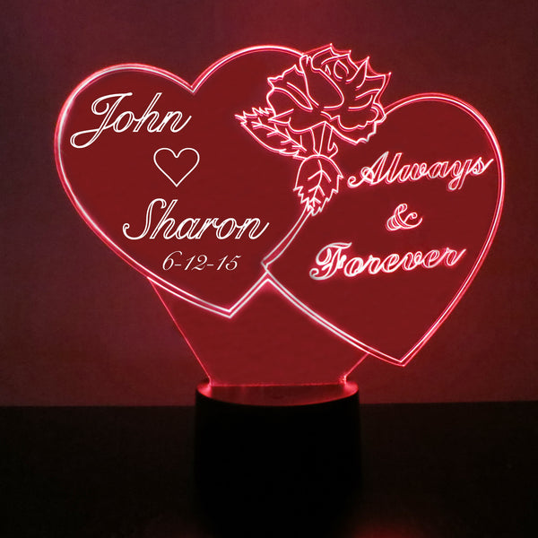 Always + Forever LED Night Light