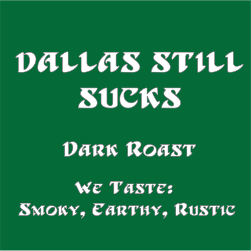 Dallas Still Sucks