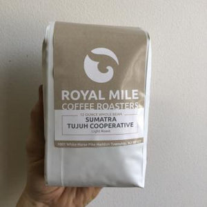 Sumatra Honey Process Tujuh Coop