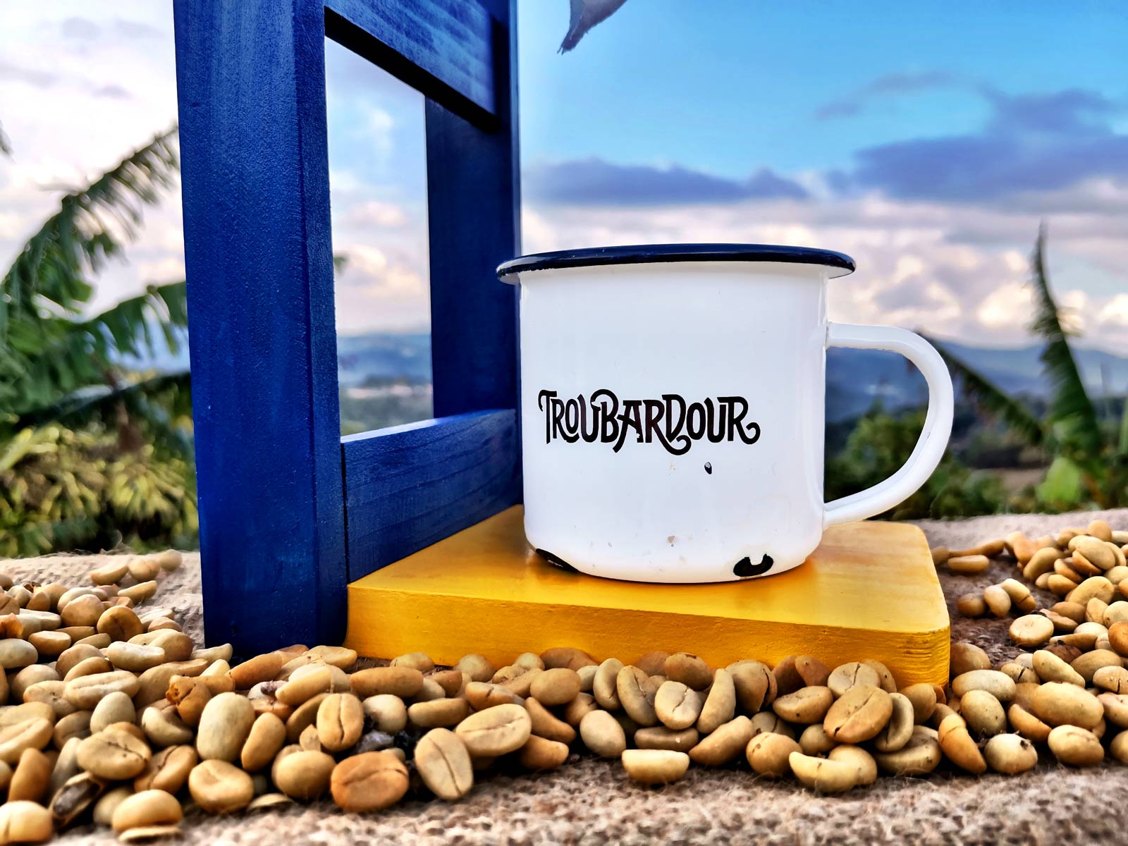 Troubardour Coffee