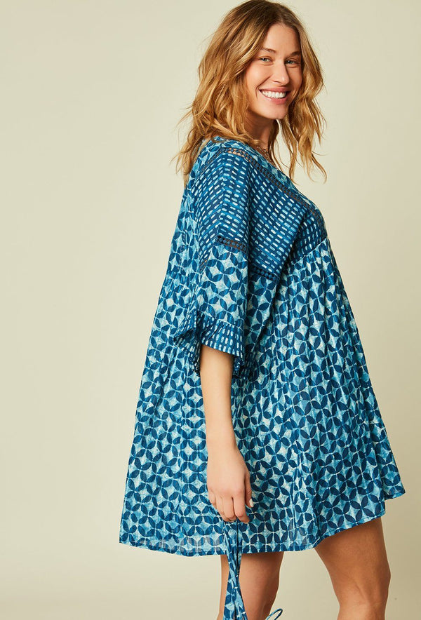 ROBE COURTE HAWAI ROBE STELLA FOREST