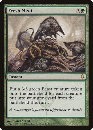 Fresh Meat [New Phyrexia] | Gametraders Macarthur Square