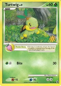 Turtwig (78) [Countdown Calendar Promos] | The Game Center - Gametraders Macarthur Square