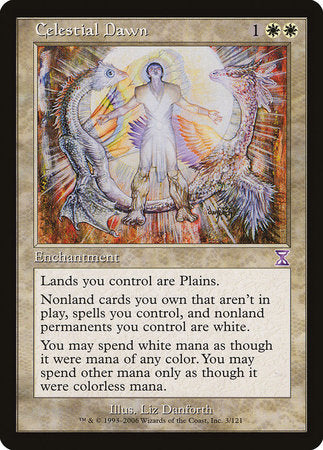 Celestial Dawn [Time Spiral Timeshifted] | Gametraders Macarthur Square
