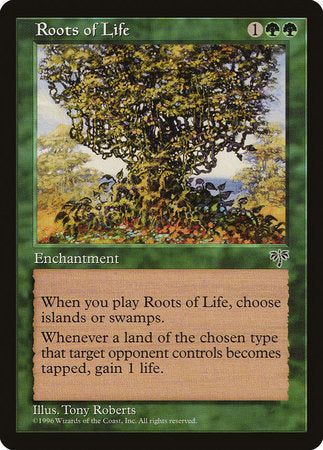 Roots of Life [Mirage] | Gametraders Macarthur Square