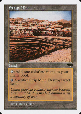 Strip Mine [Anthologies] | Gametraders Macarthur Square