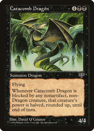 Catacomb Dragon [Mirage] | The Game Center - Gametraders Macarthur Square