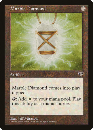Marble Diamond [Mirage] | The Game Center - Gametraders Macarthur Square