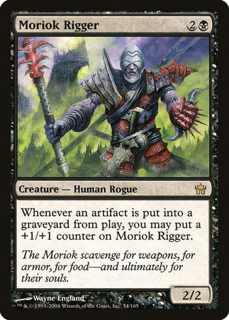 Moriok Rigger [Fifth Dawn] | The Game Center - Gametraders Macarthur Square
