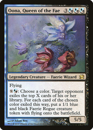 Oona, Queen of the Fae [Modern Masters] | The Game Center - Gametraders Macarthur Square