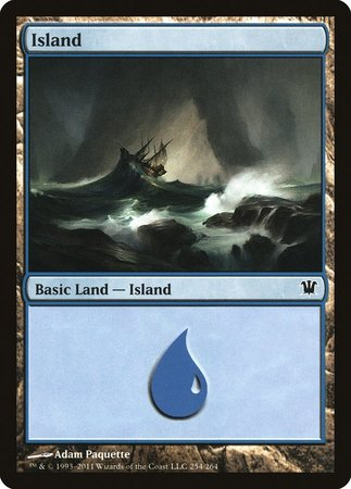 Island (254) [Innistrad] | The Game Center - Gametraders Macarthur Square