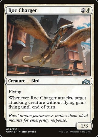 Roc Charger [Guilds of Ravnica] | The Game Center - Gametraders Macarthur Square