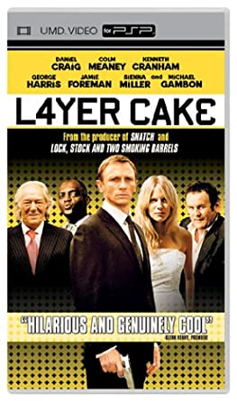 Layer Cake UMD Video - PAL PSP | The Game Center - Gametraders Macarthur Square