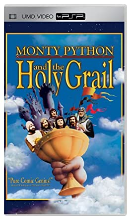 Monty Python and the Holy Grail UMD Video - PAL PSP | The Game Center - Gametraders Macarthur Square
