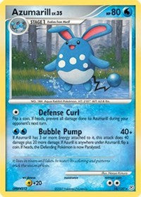 Azumarill (18) [Diamond and Pearl] | The Game Center - Gametraders Macarthur Square