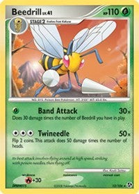 Beedrill (13) [Great Encounters] | The Game Center - Gametraders Macarthur Square