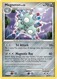 Magneton (54) [Diamond and Pearl] | The Game Center - Gametraders Macarthur Square
