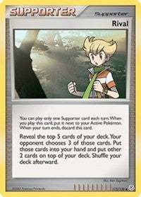 Rival (113) [Diamond and Pearl] | The Game Center - Gametraders Macarthur Square