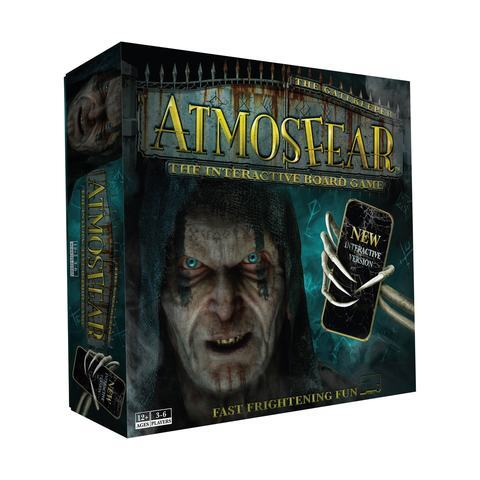 Atmosfear - The Interactive Boardgame | Gametraders Macarthur Square
