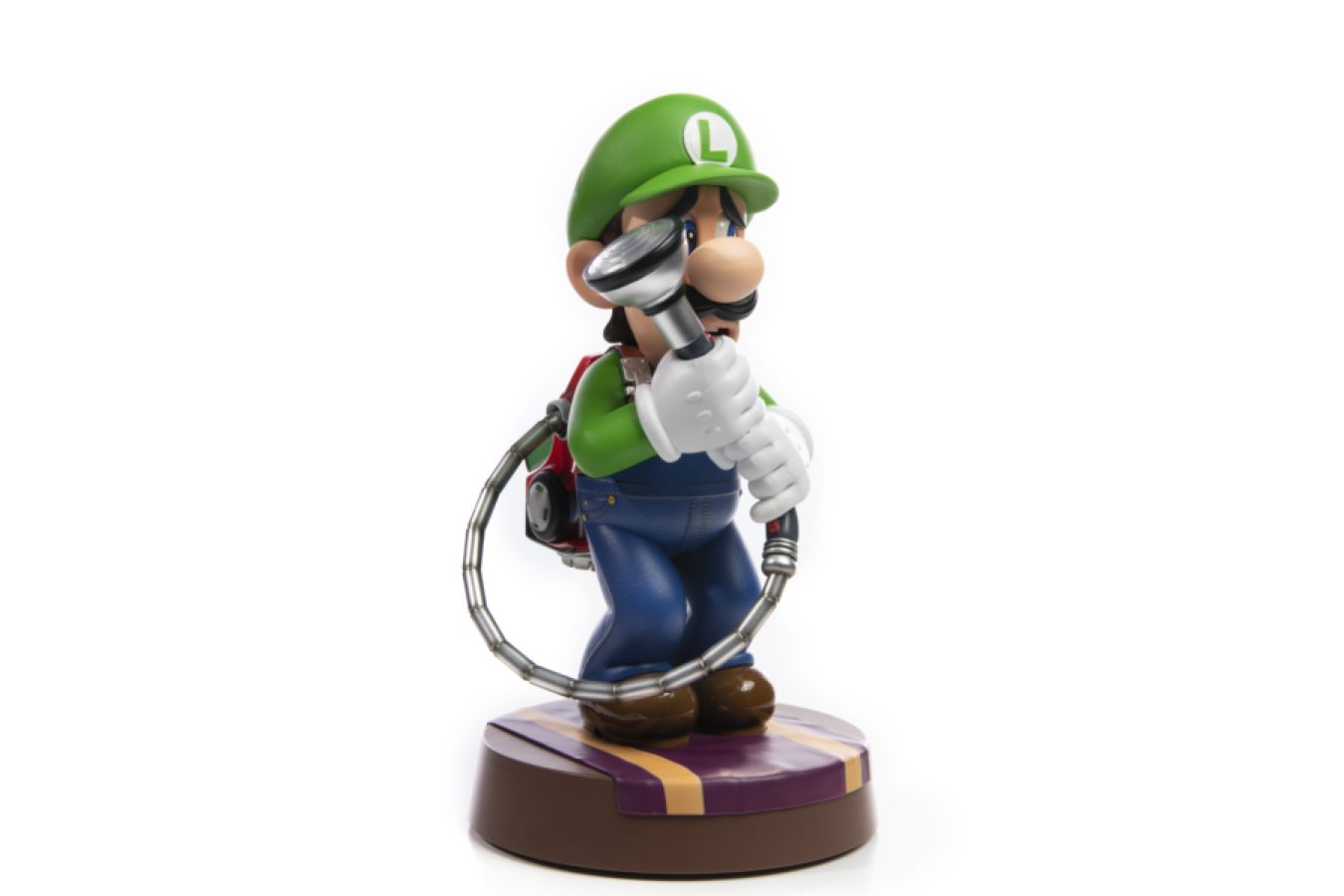 "Luigi's Mansion 3 - Luigi 9"" PVC Statue Standard Edition 