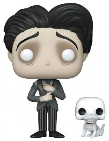 Corpse Bride - Victor Van Dort with Scraps Pop! Vinyl | Gametraders Macarthur Square