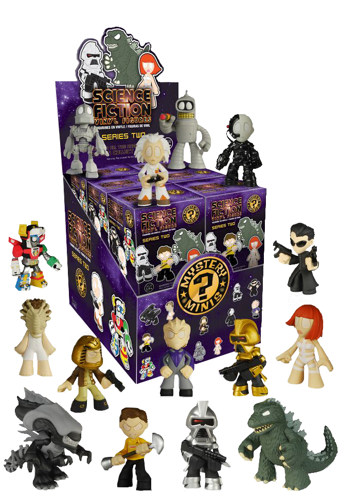 Pop Vinyls and Figures in stock