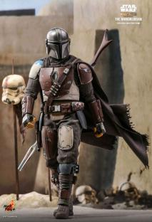 "Star Wars: Mandalorian - Mandalorian 12"" Figure 