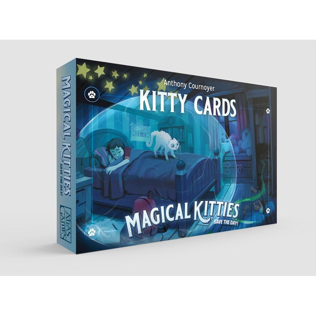 Magical Kitties Save the Day: Magical Power Cards | Gametraders Macarthur Square