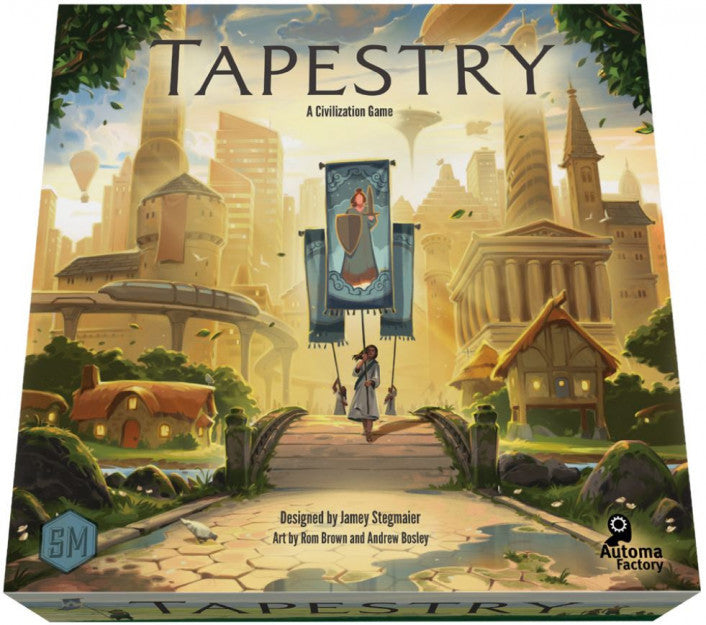 Tapestry | Gametraders Macarthur Square
