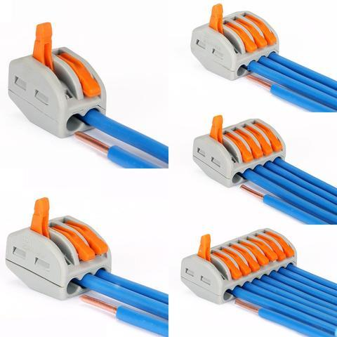 Universal Compact Wire Connector (10pcs.)