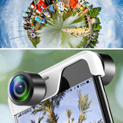 360 Panoramic Camera Lens - For iPhone