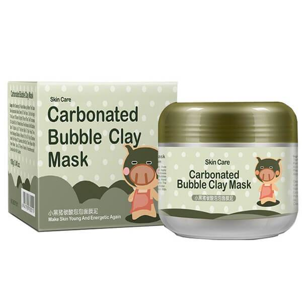 Squidward Bubble Mask - Carbonated Foaming Face Mask