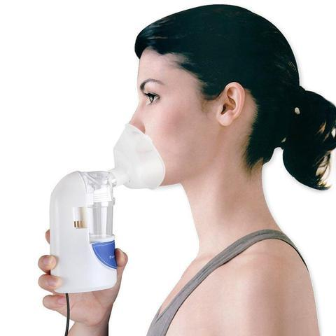 Handheld Ultrasonic Nebulizer