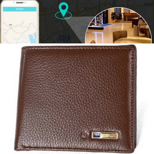 Anti Lost Smart Wallet - Special
