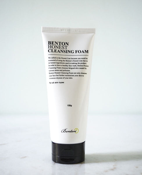 BENTON™ HONEST CLEANSING FOAM