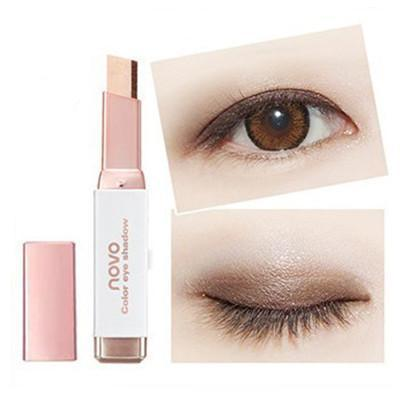 Double Color Eyeshadow Stick - Shimmer Color Eyeshadow Cream Pen