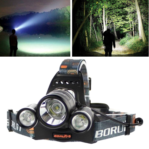 Bright LED Headlamp