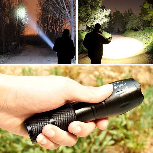 The Best Tactical Flashlight