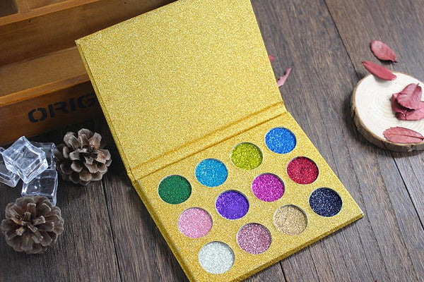 Glitter Injections Pressed Glitters - Eyeshadow Magnetic Palette