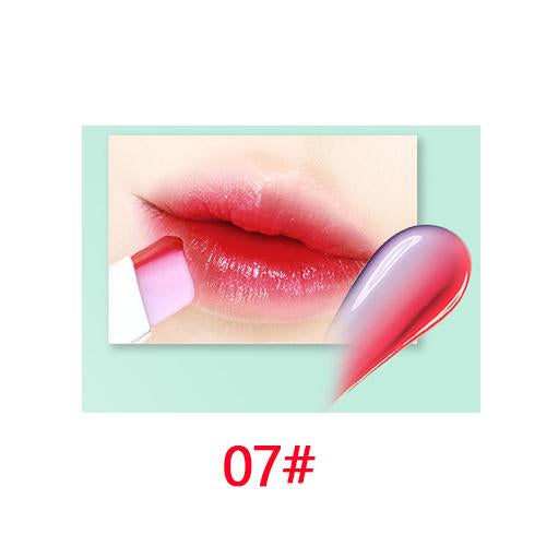 Lips - LIPHOP Lipstick - Two Colors Tint Waterproof Long Lasting Korean Lipstick