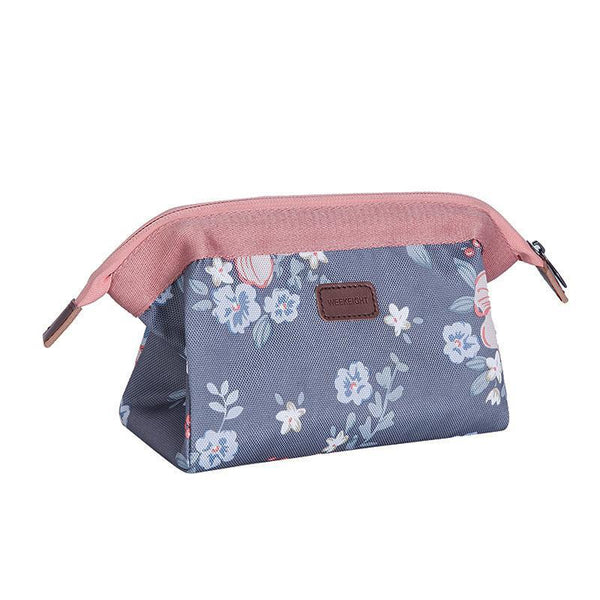 Travel Makeup Bag - Patterned Cosmectic Case