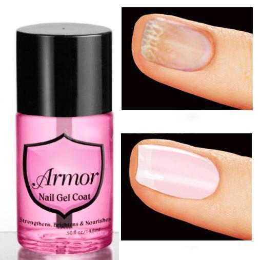 Armor Nail Gel Coat - Keratin Rich Nail Gel